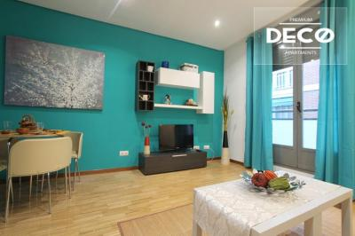 APARTMENT CONDE DUQUE 2C DECÓ 5 PAX