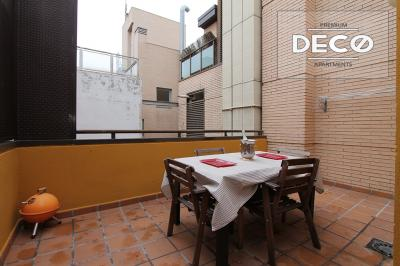 TWO BEDROOMS TERRACE ADELFAS DECO